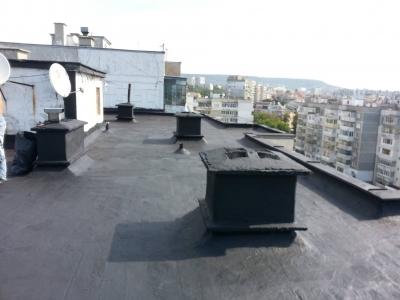 хидроизолация на покриви варна колос 22